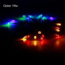 4M Cheap  Battery Powered LED String Lights Sepak Lamp for Christmas Tree Wedding Party Living Room Decoration
