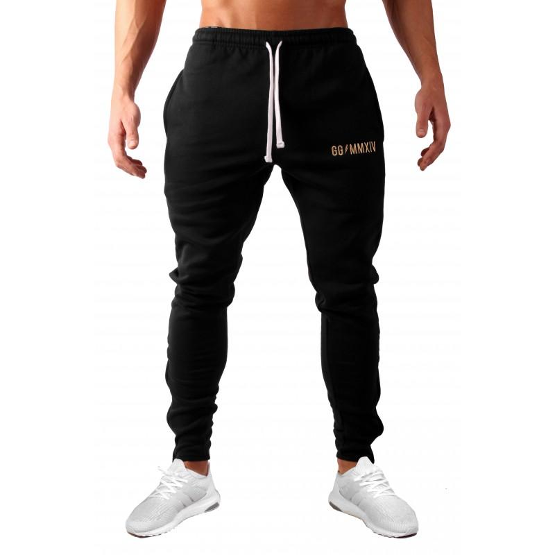 Brand Gyms Men Joggers Casual Men Sweatpants Joggers Pantalon Homme Trousers Sporting Clothing Bodybuilding Pants 30