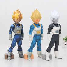3styles 31CM Dragon Ball Z SMSP Vegeta PVC Action Figure Collectible Model Toy Dragon Ball Z action figure(China)