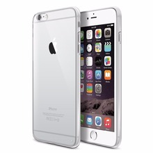 Sundatom 6 6S 7 7Plus Clear TPU Case For iPhone6 iPhone6S plus Ultra Thin 0.5MM Phone Back Cover Slim Gel Case Rubber Protector