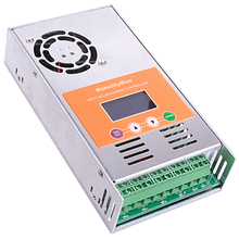 30A 40A 50A 60A MPPT Solar Charge Controller for 12V 24V 36V 48V DC Acid and Lithium Battery MakeSkyBlue(China)