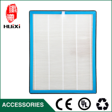 The white and blue flame hepa air filter cleaner parts, hot sale high efficient composite air purifier parts TKJ-F210B  F220A