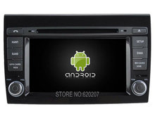 Android 5.1.1 CAR Audio DVD player gps FOR FIAT BRAVO  Multimedia navigation head device unit receiver