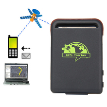 New Quality TK102B Car Vehicle GPS GSM GPRS Tracker with SOS Over-speed Alarm Mini SPY Vehicle Tracking Locator Device