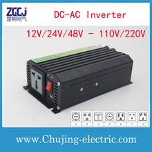 300W DC 12V to AC 220V power inverter , 12V-220V power inverter,  Modified sine wave DC-AC power inverter