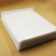 10 PCS 260*300mm White Poly Plastic Bubble Envelope Mailer For Mailing Anti-shock Anti-static Anti-pressure(China)