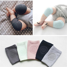 1 Pair Kids Safety Crawling Elbow Cushion Infants Toddlers Baby Knee Pads Protector Leg Warmers Baby Kneecap LA872974