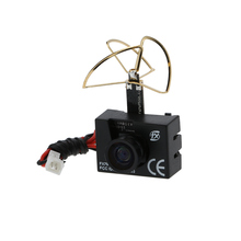 Long Range Transmitting FX797T 5.8G 25mW 40CH Mini Transmitter with 600TVL NTSC Camera Combo Set for FPV RC Quadcopter