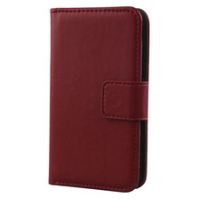 AIYINGE Flip Style Genuine Leather Case Protective Cell Phone Skin Cover For Medion Life E5006 MD 60227 5''