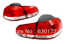 Euro Spec Tail Light For VW Volkswagen Golf MK6(Hong Kong)