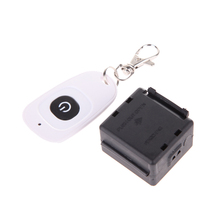 Universal remote control Learning Code Receiver with Digital Wireless Remote Control 12V 1CH 433MHz