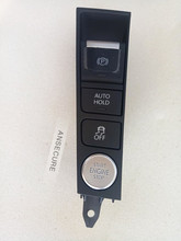 Hand brake button auto holder ESP Engine start/stop switch FOR VW Passat B7 Passat CC 3AD927137b / 3AD 927 137 B(China)