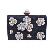 Famous designer evening bag, UK flag party bag purse handbag clutches bags,Punk skull Pearl evening bags free shipping ,