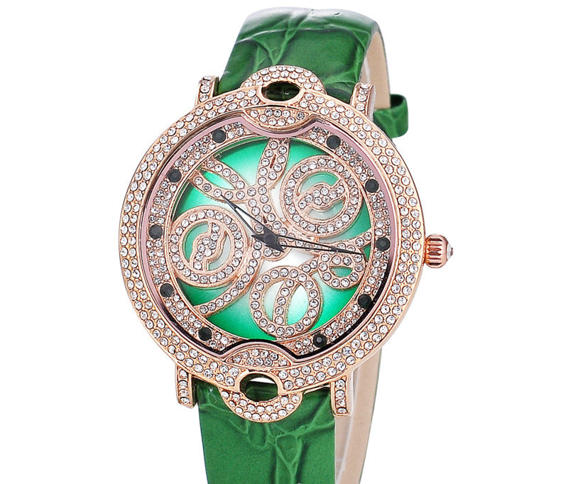 Exaggerated 45MM Big Size Women Luxury Full Crystals Watches Palace Vintage Style Vogue Girls Fashion Quartz Wrist watch NW7154<br><br>Aliexpress