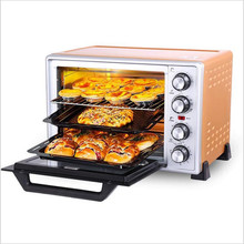 40L 1500W Multi-function Electric Oven Making Bread Pizza Cookies Baking Machine(China)