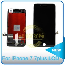100% Test OEM Quality For Apple iPhone 7 7Plus LCD Complete Display Screen with Touch Glass Digitizer Assembly free shipping