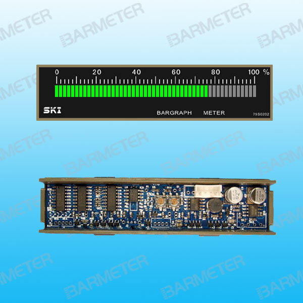 24*96 embedded high precision LED display meter, liquid level instrument, temperature instrument and water level sensor<br>