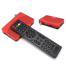 Mini Size TV Receiver DVB-S2 HD 1080P Digital Satellite Receiver TV Tuner Decoder FTA Youtube USB PVR Cccam Newcam CS Power
