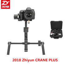 Buy 2018 Zhiyun Crane + Plus 3-axis Handheld Gimbal DSLR gimbal stabilizer 2.5KG Load DSLR MIRRORLESS Gyro FR SONY A7 A6 GH5 5D4 for $569.00 in AliExpress store