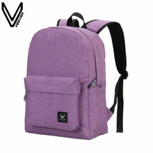 VEEVANV 2016 Hot Sale Canvas Backpacks For Girls School Bags For Teenagers Children Birthday's Gift Cute Book Bag For Students