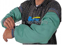 FR Clothing FR Sleeves Flame Retardant Welding Aprons FR Cotton sleeve FR Cotton Welding Sleeves(China)