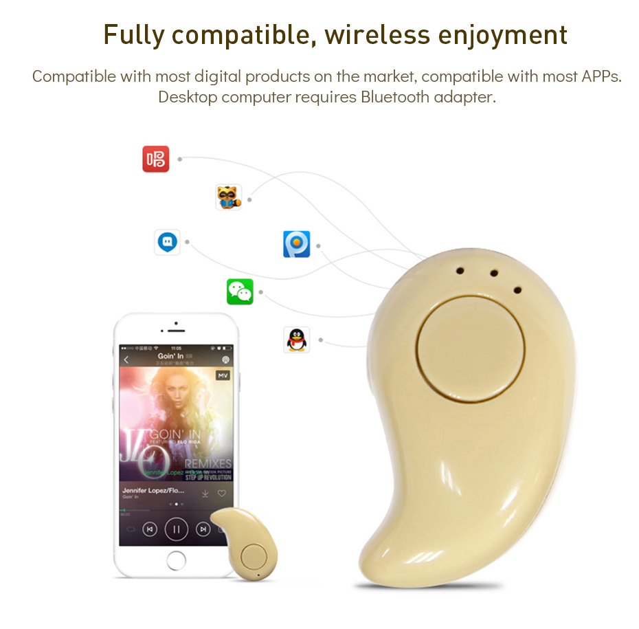 Wireless Earphones Bluetooth Noise Cancelling Bluetooth Earphone Sport Wireless Headset Mini Earphones For Samsung Galaxy (13)