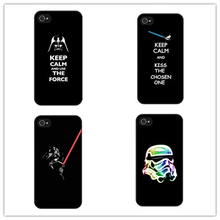Darth Vader Star War Keep Calm and Use The Force  Phone Case for Sony Xperia Z2 3 4 5 HTC one M7 8 9 M9 plus A9 X9 LG G2 3 4 5