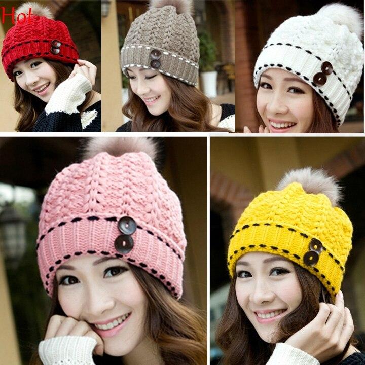 Женские вязаные шапки с козырьком спицами и
