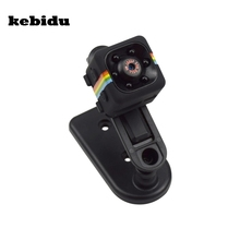 kebidu SQ11 Mini Camera 1080P Digital Mini Camcorder Night Vision Sport Outdoor DV Voice Video Recorder Action Camera(China)
