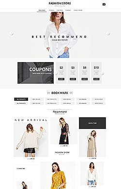 MASS设计★欧美潮流 时尚女装 服饰箱包鞋包 3色风格