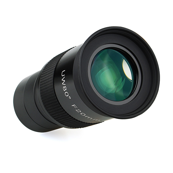 2inch F20mm Ultra Wide Angle 80 Degree Eyepiece (5)
