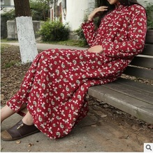 High quality new products on the market in autumn/winter day 2016, the original design of cotton loose big yards Women's cotton(China)