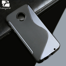 Sline Mobile Phone Case For Motorola Moto Z Play Droid 2016 Vertex Moto X 4 XT 1635-03 XT1635 Mo Cover Silicone Smartphone Case