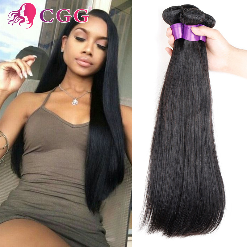 100% Virgin Hair Straight Brazilian Hair Weave 4 Bundles 7A Brazilian Virgin Hair Unprocessed Virgin Brazilian Straight Hair<br><br>Aliexpress