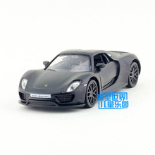 RMZCity 1:36 Scale car/Diecast toy Model/The simulation:918 Spyder Super Sport/for children's gift or for collection/Educational