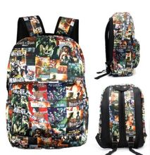 "Attack on Titan 17"" shoulder bag backpack travel school bags mix anime new(China)"