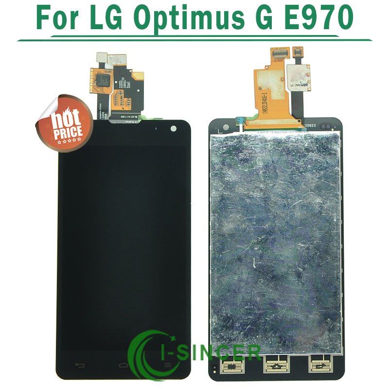 For LG Optimus G E973 E975 E976 E977 E971 F180K LCD Diaplay Screen Touch Digitizer Display Assembly Black Free Shipping<br><br>Aliexpress