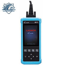 Hot Sale Launch CReader CR8011 OBDII/EOBD Car Diagnositic for Oil EPB,BMS,ABS SRS Reset Service Mileage Auto Code Reader Scanner