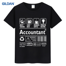 Designer t shirt accountant funny definition  2017 tee shirt deals  band t-shirt 100% cotton cloth hip