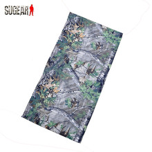 Military Camouflage Protective Breathable Full Face Mask Outdoor Head Balaclava Anti-sweat Scarf Windproof Cycling Fishing Guard