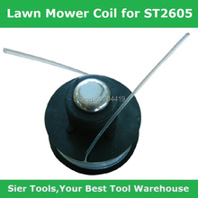 Coil/coil for ST2605-A/coil for 250W folding lawn mower/lawn mower coil/trimmer line/nylon strings
