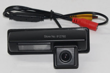 Color CCD Rearview camera for Toyota camry 2007-2012 Car Rear View Camera Reverse Back up camera waterpoof night vision