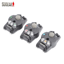 3 Pcs TB-FMA Outdoor Voice - Activated Reaction Transfer Device Dummy Model Decoration for Helmet Vest Bag Hunting Accessories