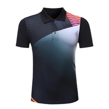 Free print Badminton t shirt Men/Women , table tennis shirts , sports badminton clothes, tennis t-shirt 207