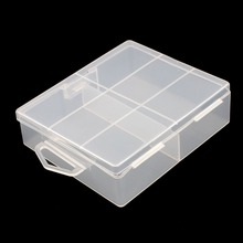 Hard Plastic Case Holder Storage Box Container for 24 x AA Battery(China)