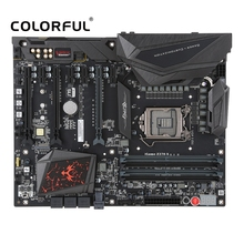 Colorful iGame Z270 Ymir-X Motherboard Systemboard for Intel Z270/LGA1151 DDR4 ATX DDR4 SATA3 USB3.1 M.2 U.2 Port Dual BIOS