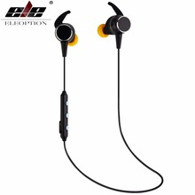 ELE ELEOPTION 4.2V Wireless Sport Headphones Stereo Bluetooth Magnetic Headset Earphone Bluetooth Earbuds fone de ouvido magnet(China)