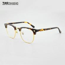 Lunettes Cadre Femmes Hommes 2018 nouveau Mode TAG Ezéchias Marque Optique  Lunettes D ordinateur Lunettes de Prescription oculos de grau lecture dans  ... f8aa9181229d