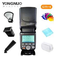 yongnuo YN686EX-RT Lithium Speedlite Wireless 1/8000s TTL/M/MULTI flash YN686 With Lithium Battery for Cannon new arrived(China)