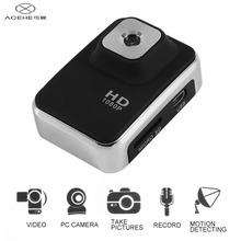 ACEHE USB 2.0 Waterproof Super Mini Camcorder DV Sports Camera Full HD 1080P Support TF Micro SD Video Driving Recorder Hot Sale(China)